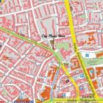 Stadtplan mit freundlicher Genehmigung der Stadt Bonn