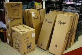 Fenderlieferung - 1
